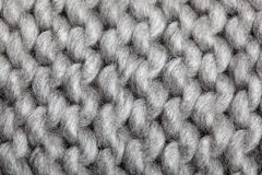 Knitted Wool Pattern Stock Images