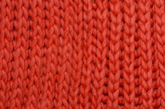 Knitted wool textile background Stock Image