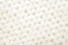 Knitted wool texture Royalty Free Stock Photography