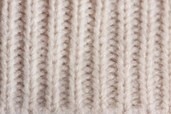 Knitted wool texture. abstract background Royalty Free Stock Photo