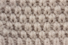Knitted wool texture. abstract background Royalty Free Stock Image
