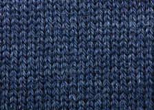 Knitted wool texture Royalty Free Stock Photo