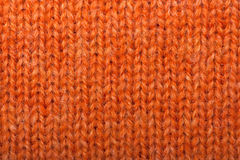 Knitted wool texture Stock Photography