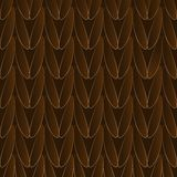 Knitted Wool Vector Background Royalty Free Stock Image