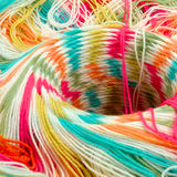 The knitters void Royalty Free Stock Image