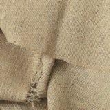 Knittert Sackleinen, Leinengewebe, Material, die Tasche, gesponnen Lizenzfreie Stockbilder