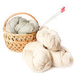 Knitting Royalty Free Stock Images