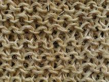 Knitting. Background Stock Image