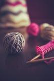 knitting Immagine Stock Libera da Diritti