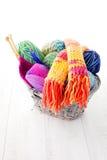 knitting Fotos de archivo