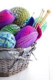 knitting Foto de archivo libre de regalías