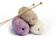 Knitting Royalty Free Stock Image