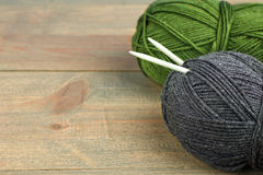 knitting stock foto