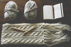 Knitting Arrangment Royalty Free Stock Image