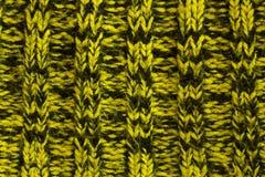 Knitting background Stock Images