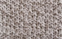 Knitting background Stock Photos