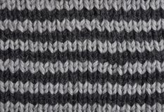 Knitting background Stock Images