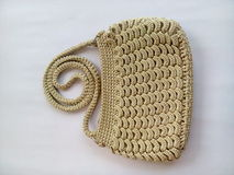 Knitting Bag Stock Image