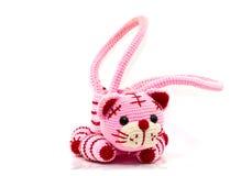 Knitting bag. Stock Photography