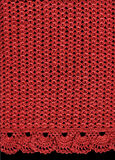 Knitting cloth Stock Image