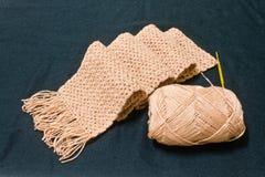 Knitting Crochet Royalty Free Stock Photography