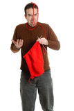 Knitting Disaster Stock Images