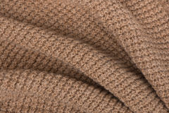 Knitting drape background Royalty Free Stock Photos