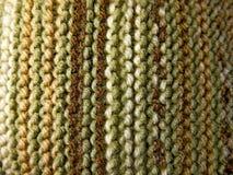 knitting Gebreide stof Het breien textuur Concept energie De ambachten van de hobbysvrije tijd royalty-vrije stock foto
