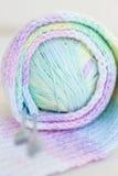 Knitting hobby Stock Photos