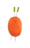 knitting knitted Fotografia Stock