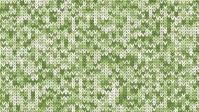 Knitting Texture. Winter Sweater Holiday Design. Knit Background with Empty Space for Text. Vector Illustration. Stock Photo