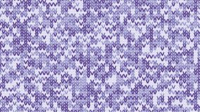 Knitting Texture. Winter Sweater Holiday Design. Knit Background with Empty Space for Text. Vector Illustration. Royalty Free Stock Photo