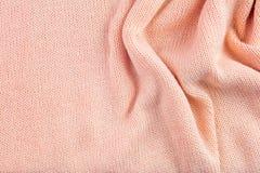 Knitting pattern background Stock Photo