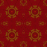 Knitting pattern Stock Photos