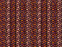 Knitting pattern. For textile printing Stock Image