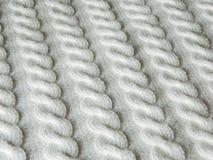 """Knitting pattern """"Braids"""", """"tows"""" Stock Photos"""