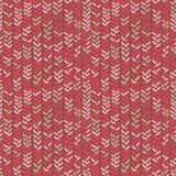 Knitting seamless Royalty Free Stock Photos