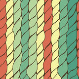 Knitting seamless pattern Stock Photos