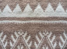 knitting Structuur en patroon van stof royalty-vrije stock foto