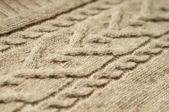 Knitting texture Stock Photos