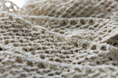 Knitting texture Stock Photography