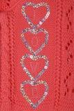 knitting Textuur royalty-vrije stock foto