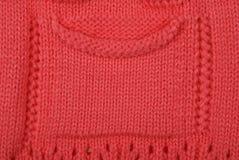 knitting Textuur royalty-vrije stock afbeelding
