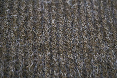 Knitting wool texture background. Royalty Free Stock Photography