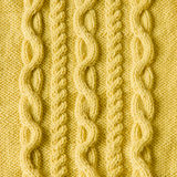 Knitting wool texture background Royalty Free Stock Image