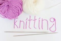 Knitting Stock Photography