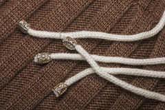 knitwear υποβάθρου Πλεκτό μαλλί με τη διακόσμηση, σύσταση Στοκ φωτογραφίες με δικαίωμα ελεύθερης χρήσης