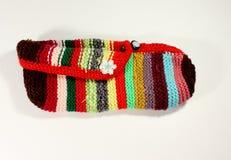 Knitwear. handmade Stock Image