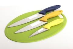 kniv tre Arkivbild