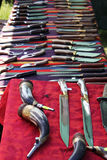 Knives Stock Photo